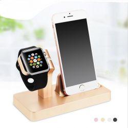 Зарядка станция для часов и смартфона айфон