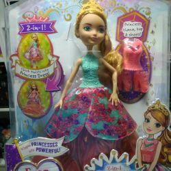 Ella Ashlyn Ever After High doll new