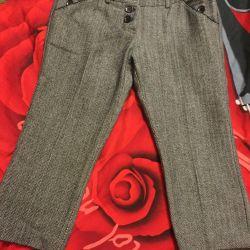 Women's business trousers breeches