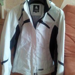 Jacket for women's skiing ICEPEAK