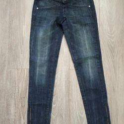 Новые джинсы mango. европейский размер 34