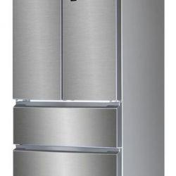 Buzdolabı GiNZZU NFK-570X Çelik