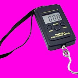 Весы ручные безмен кантер электронные 20г - 40кг