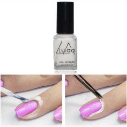 Засіб запобігання шкіри пальців від лаку
