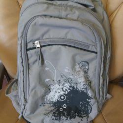 Рюкзак ткань 43х30х12