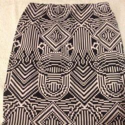 Летняя новая юбка 44 размер