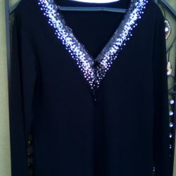 New blouse brand top bis sizes 46,48