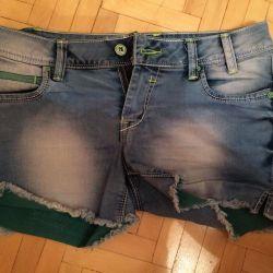 Pantaloni scurți noi la dimensiunea 28-29