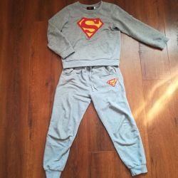 Tracksuit, height 123 cm