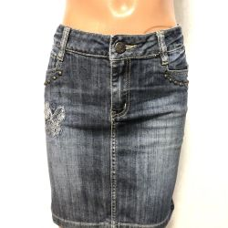 Denim skirt Incity