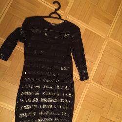 Elegant Dress Sinequanone. French