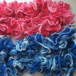 Красивые шарфики