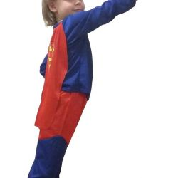 Carnival Superman Costume