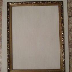 Stretcher frame canvas