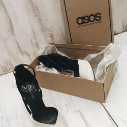 Νέα κομψά παπούτσια με asos