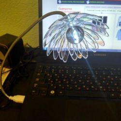 Λυχνία LED φωτός LED