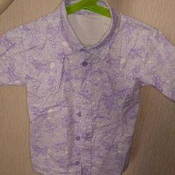Рубашка 110-116 рост
