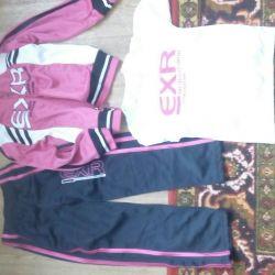 Track suit three