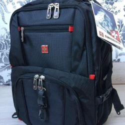 Wenger Swissgear 8112 backpack is the most voluminous of Wen
