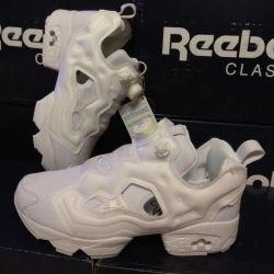 Adidasi Reebok insta pompa Fury OG alb 39