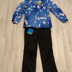 New ski suit Columbia M