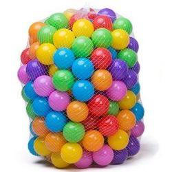 Balls diameter 7 cm