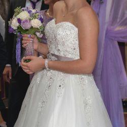 Свадебное платье+ подарки🎁 и доставка