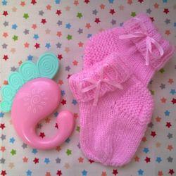 Socks for the girl