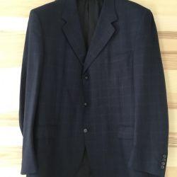 Пиджак CANALI Италия оригинал 56 размера