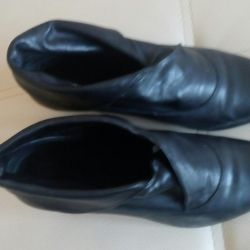 Nat / piele ghete cizme