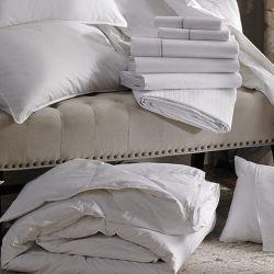 oteller için tekstil ve yatak örtüleri