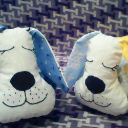 Pillow dog