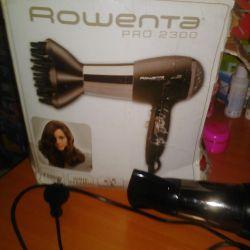Σεσουάρ μαλλιών νέα Roventa