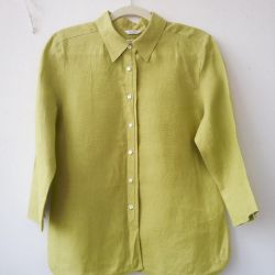 Talbots shirt for a short girl