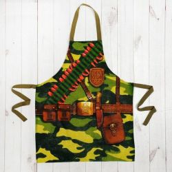 The apron is gift