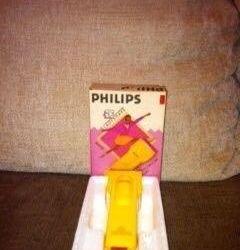 Η ξυριστική μηχανή γυναικών Philips νέα