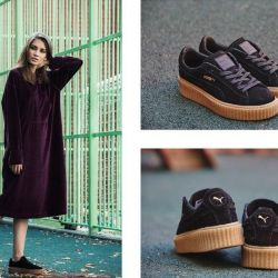 Puma creepers by Rihanna Sneakers