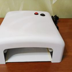 UV lamp for manicure gel polish (36