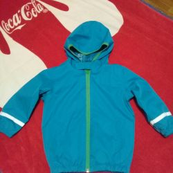 Children's windbreaker / raincoat Decathlon
