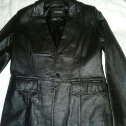 Bayan Gerçek Deri Ceket