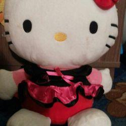 Kitty soft toy