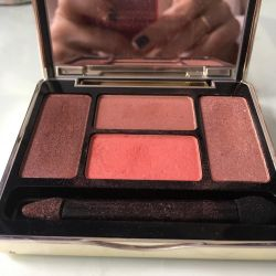 The palette of the shadows of Guerlain