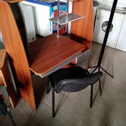 Table and chair for study