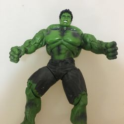 Hulk swiveled by Marwel