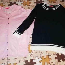 Δύο μπλούζες σφραγίζουν το νέο σου και το bu. 40-42