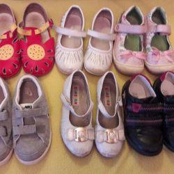 Παπούτσια 5pairs τιμή για όλους.
