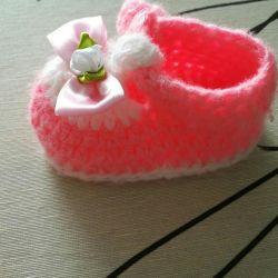 Booties for princess