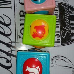 Magic Cubes Fisher Price