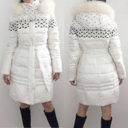 Пуховое пальто Clasna