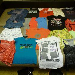 Вещи для девочки 146-152